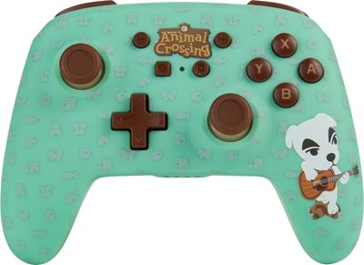 K K SLIDER ANIMAL CROSSING WIRELESS CONTROLLER יבואן רשמי תור גיימינג