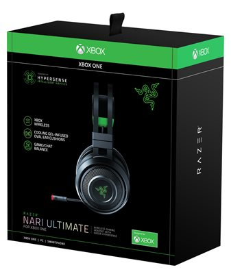 RAZER NARI ULTIMATE HEADSET WIRELESS יבואן רשמי בנדא מגנטיק