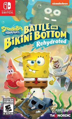 SpongeBob-SquarePants-Battle-for-Bikini-Bottom-Rehydrated switch