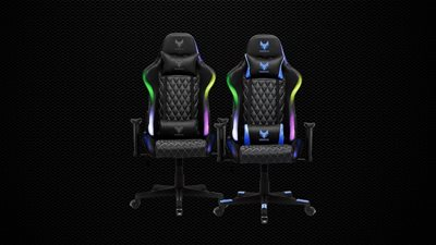 GC65E SPARKFOX RGB ELITE GAMING CHAIR יבואן רשמי בנדא מגנטיק