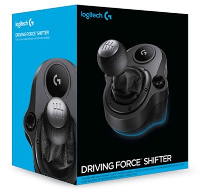 logitech driving force shifter יבואן רשמי בנדא מגנטיק