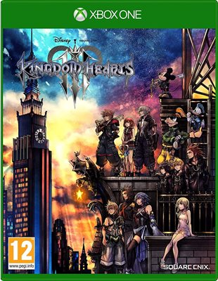 kingdom hearts 3 xbox_